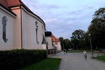 St. Georg Muenchen-Bogenhausen, Munich, Germany
