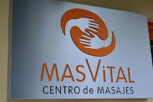 MasVital Massage Center, Granada, Spain