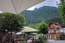 Gollinger Wasserfall, Golling an der Salzach, Austria