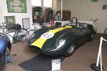 Moray Motor Museum, Elgin, United Kingdom