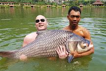 Exotic Fishing Thailand, Phang Nga, Thailand