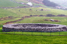 Loher stone fort, Waterville, Ireland
