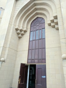 Blackhall Mosque