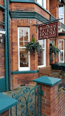 Bootham Guest House york