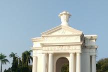 Park Monument (Aayi Mandapam), Pondicherry, India
