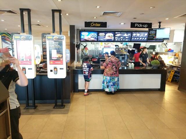 McDonald's Mackay East