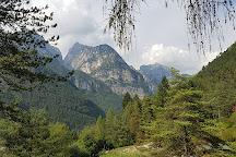 Tree Village, Claut, Italy