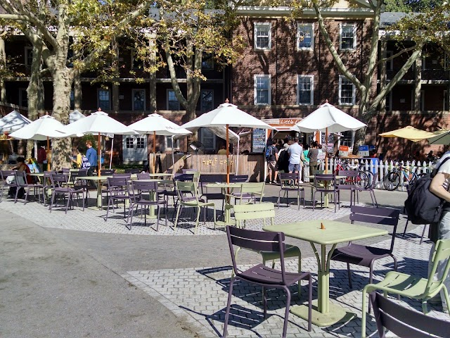 Liggett Terrace Food Court