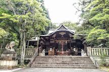 Okazaki Shrine, Kyoto, Japan