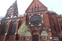 Church of St. John the Baptist, Szczecin, Poland