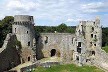 Chateau de la Hunaudaye, Pledeliac, France