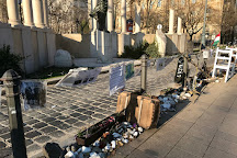 German occupation memorial, Budapest, Hungary