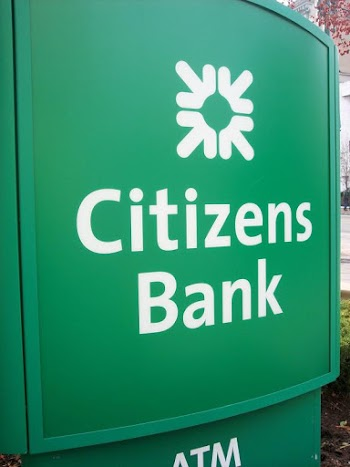 Citizens Bank Supermarket Branch Payday Loans Picture