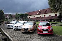 Fort Rotterdam, Makassar, Indonesia