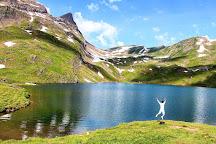 Bachalpsee Lake, Grindelwald, Switzerland