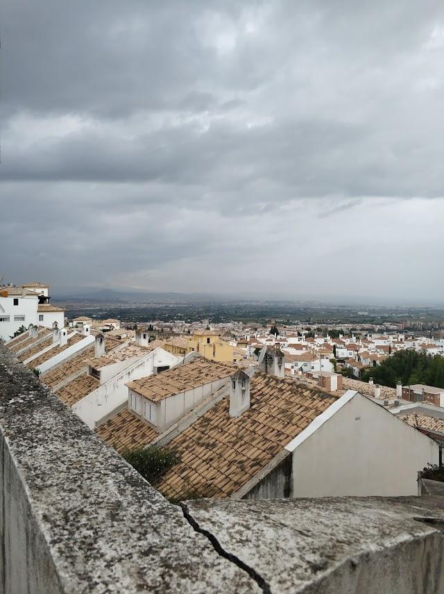 Mirador de la muralla de San Miguel