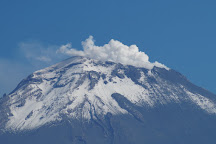 Popocatepetl, Central Mexico and Gulf Coast, Mexico