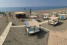 Ka'banya Kitesurf Beach, Ulcinj, Montenegro