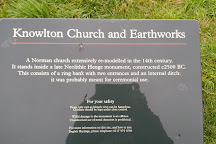 Knowlton Church and Earthworks, Cranborne, United Kingdom