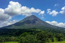 La Fortuna Arenal Volcano Rain Forest Reserve, La Fortuna de San Carlos, Costa Rica