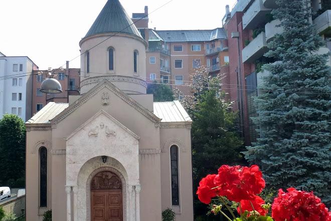 Chiesa Apostolica Armena, Milan, Italy