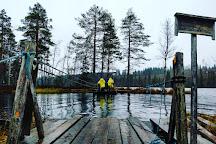 Nyrolan luontopolku, Jyvaskyla, Finland