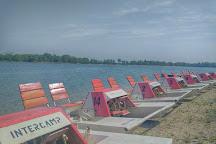 Lake Zlate Piesky, Bratislava, Slovakia