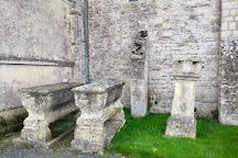 Eglise Notre-Dame-de-l'Assomption, Colleville-sur-Mer, France