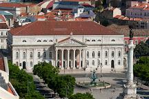Teatro Nacional Dona Maria II, Lisbon, Portugal