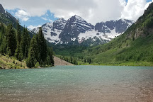 Maroon Lake Scenic Trail, Aspen, United States