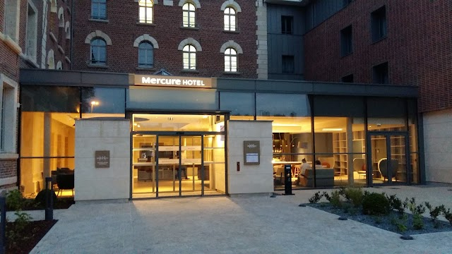 Hotel Mercure Beauvais Centre Cathedrale