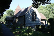 Church in the Wood, Hollington, Hastings, United Kingdom
