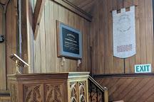 Saint Peter's Anglican Church, Akaroa, New Zealand