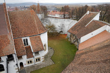Fortified Church of Harman, Harman, Romania
