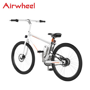COOLRUN AIRWHEEL Jockey Plaza 8