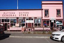 Matthew Watson General Store, Carcross, Canada