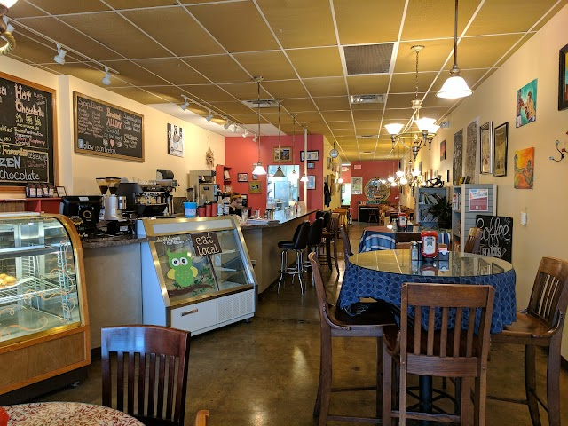 The Heights Cafe