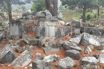 Pinara Antique City, Fethiye, Turkey