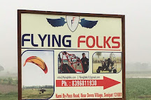 Flying Folks, Sonipat, India
