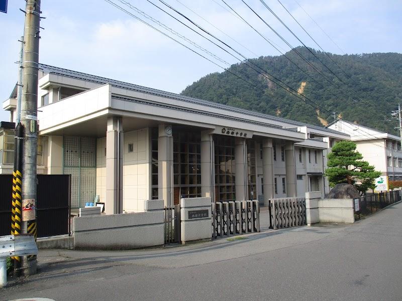 長野市立西部中学校 (長野県長野...