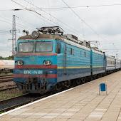 Железнодорожная станция  Batovo