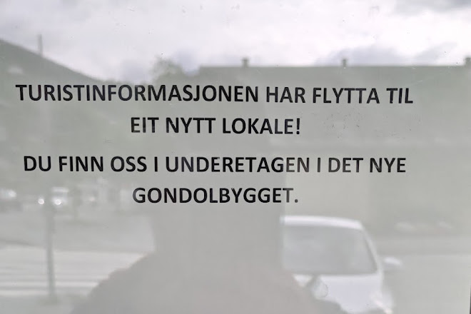 Voss Tourist Information, Vossevangen, Norway