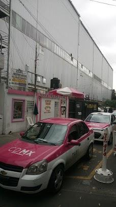 """TGR.TAXIS GIGANTES DEL ROSARIO AC.TGR"" mexico-city MX"