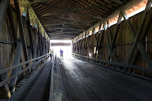 North Manchester Covered Bridge, North Manchester, United States