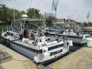 Stellar Fishing Charters Kenosha LLC