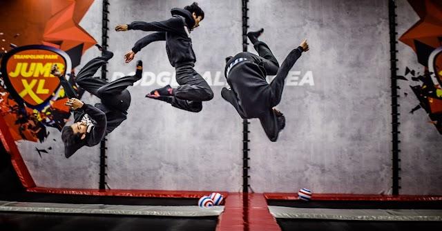 Jump XL Rotterdam