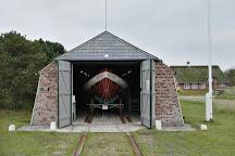 Sonderho Gamle Redningsstation, Fanoe, Denmark