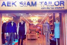 Aek Siam Tailor เอก สยาม เทเลอร์, Bangkok, Thailand
