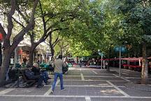 Paseo Peatonal Sarmiento, Mendoza, Argentina