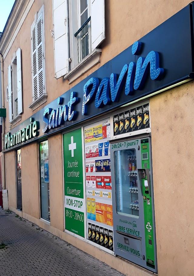 Pharmacie Saint Pavin